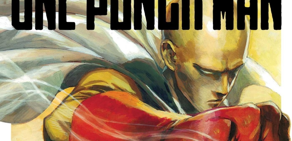 one punch man vol 1 featured