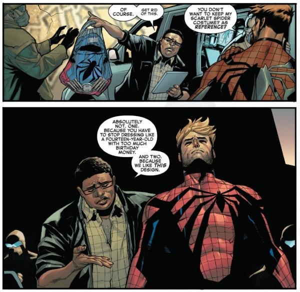 Ben Reilly Spider Man Beyond 2
